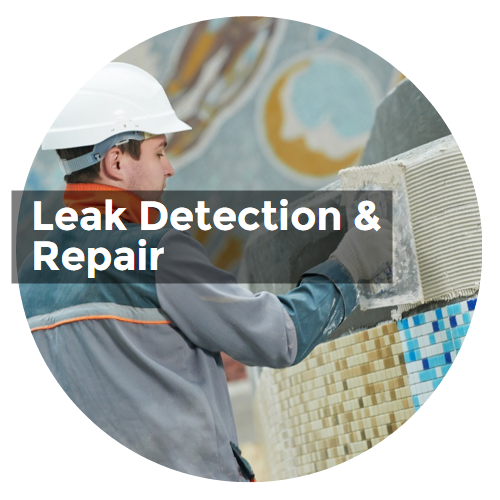 Pool Leak Detection & Repair